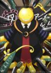 Assassination classroom anime visual 3