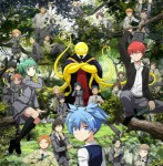 Assassination classroom anime visual 4