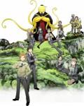 Assassination classroom anime visual 5