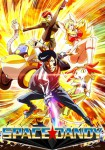 Sapce dandy Saison 2 anime
