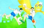 Ping pong the animation visual 1