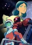Gundam the origin 4 visuel
