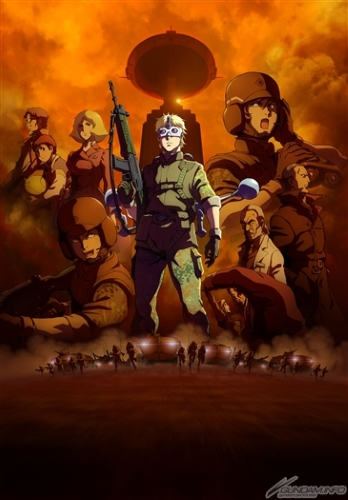 Gundam the origin 3 visuel