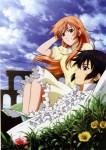 The world is still beautifull anime visual 3