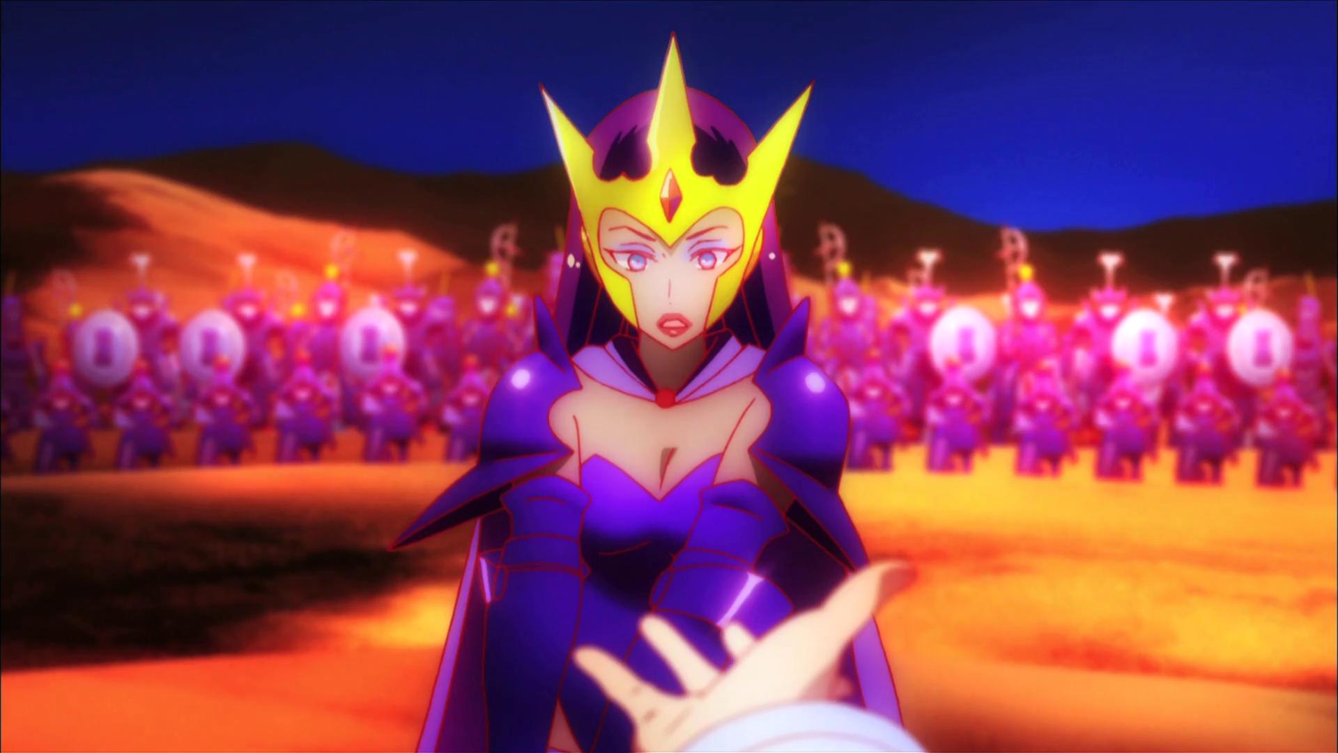 No Game No Life anime screen 2