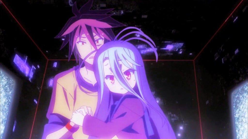 No Game No Life anime screen 4