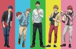 Shounen hollywood holly stage for 49 visual 1