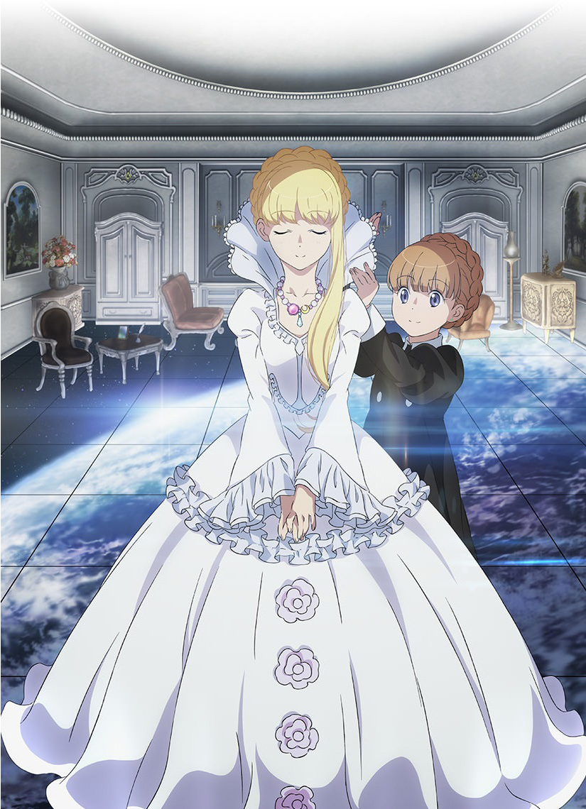 Aldnoah zero anime illust 4