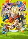 Dragon ball z kai anime visual 1