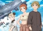 Last exil anime viusal 1