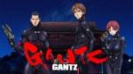 Gantz anime visual 2