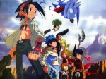 Shaman king anime visual 3
