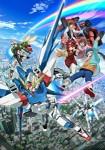 Gundam build fighters anime sunrise