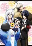 Gugure kokkuri san anime visual 2