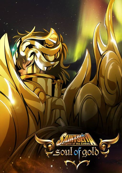 Saint seiya soul of gold visual 2