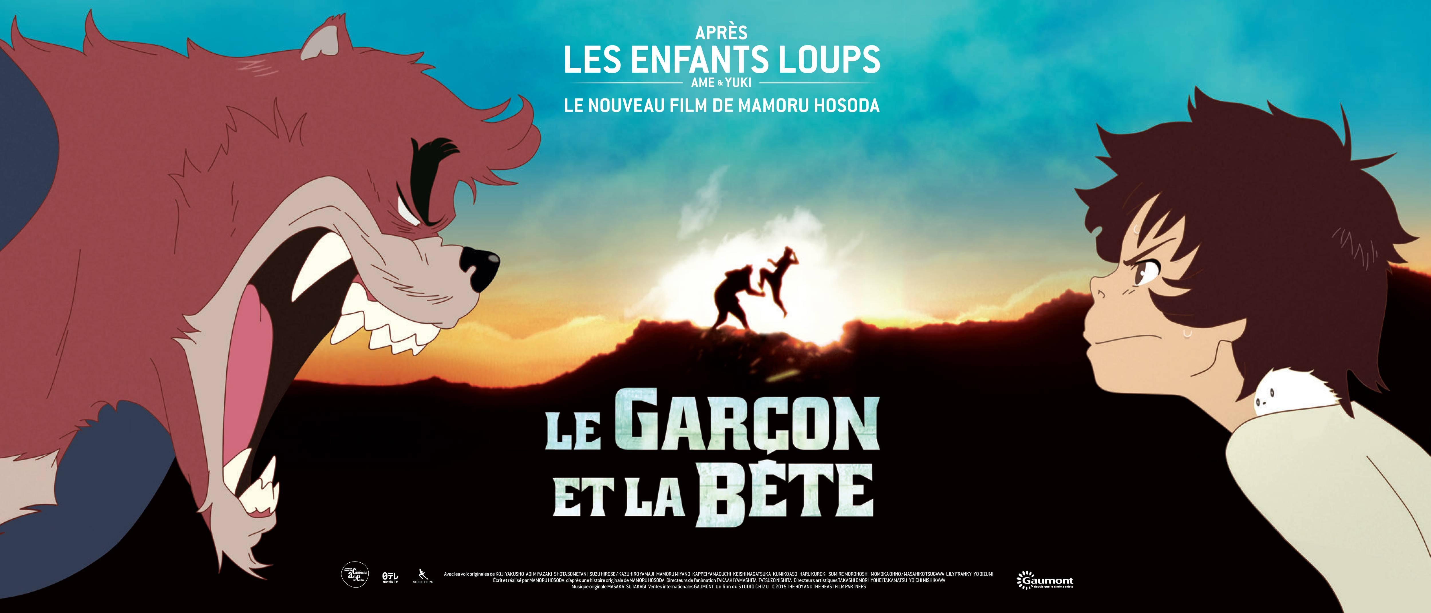 Garcon et la bete visuel2