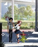 Digimon tri fiml 2 illust 1
