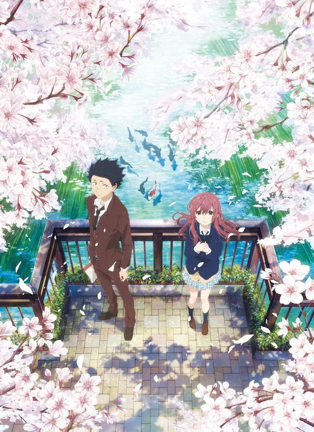 A silent voice film visual 1