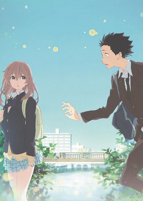 A silent voice film visual 2