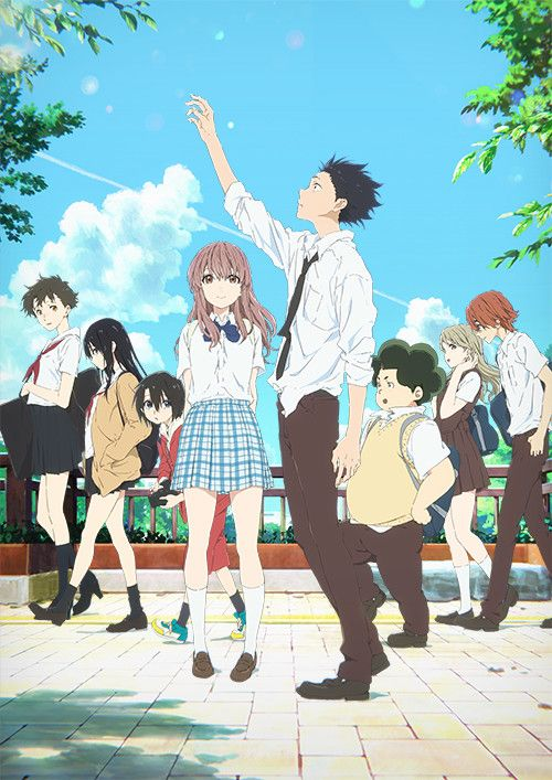 A silent voice film visual 3