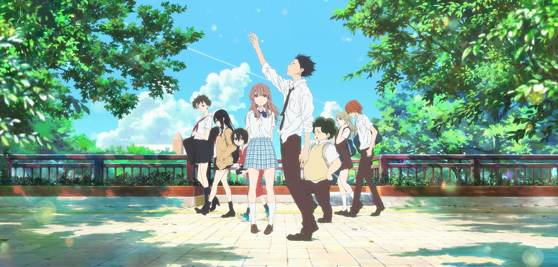 Silent voice visual 2