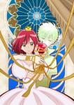 Akagami no shirayukihime anime import