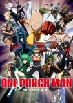 One Punch Man visuel anime 2