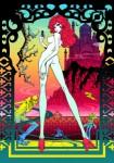 Lupin III fujiko mine visual 2