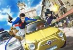 Lupin III 2015 anime visuel 1