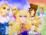 Lady oscar anime visual 2