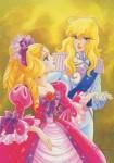Lady oscar anime visual 4