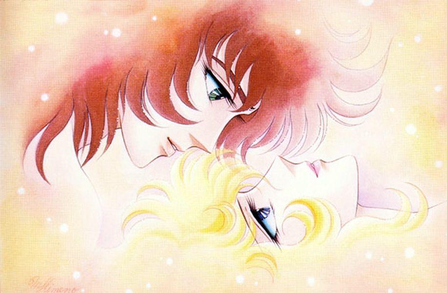 Lady oscar anime visual 12