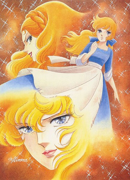 Lady oscar anime visual 3