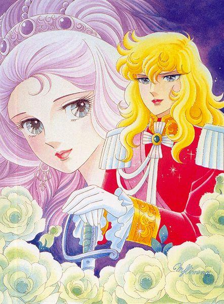 Lady oscar anime visual 5