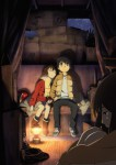 Erased anime visuel 2