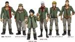 Gundam tekketsu no orphans anime import characters