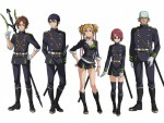 Seraph of the end s2 characters