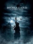 Biohazard vendetta affiche