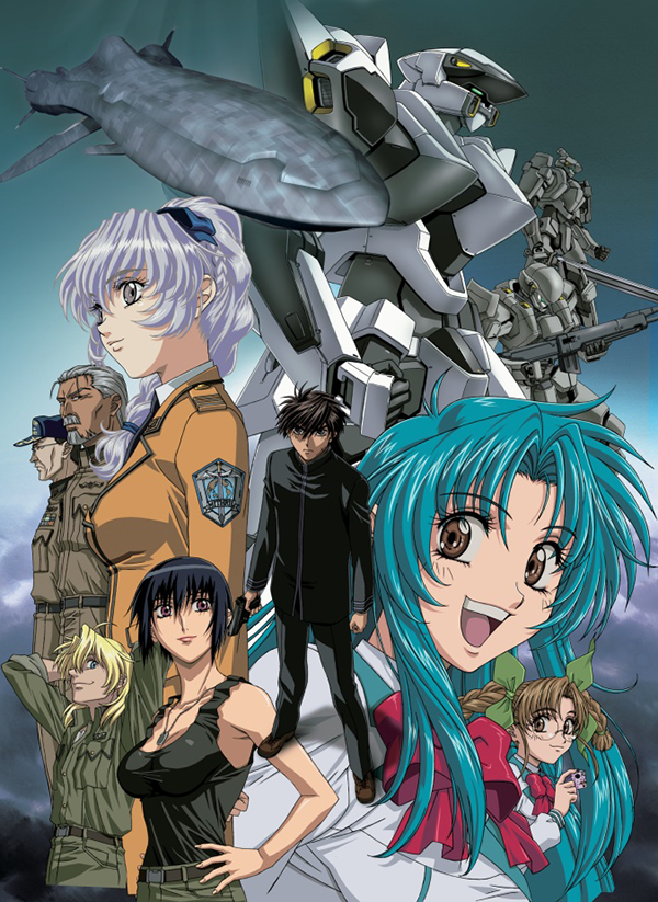 Full metal panic 4 saison4 import
