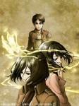 Attaque titan anime oad visual 3