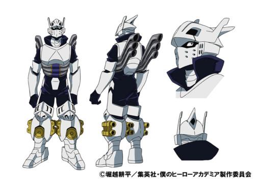 My hero academia anime tenya hero