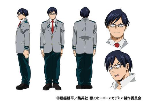 My hero academia anime tenya standard