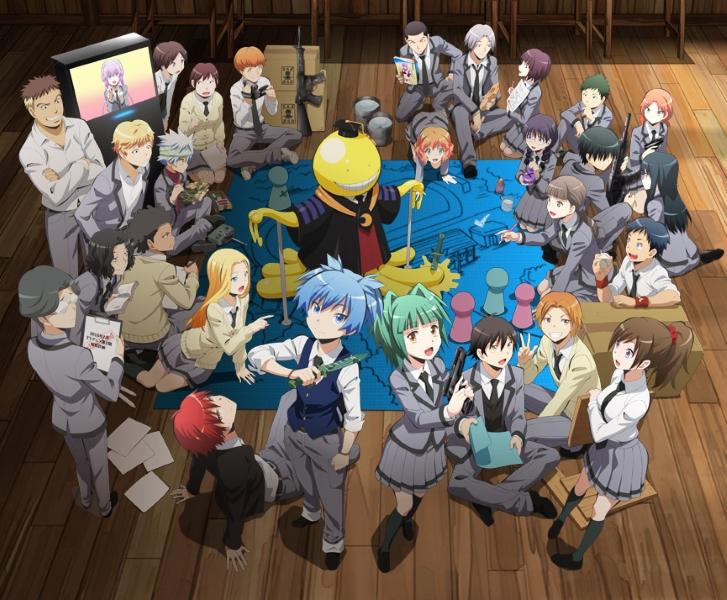 Saison 2 de Assassination Classroom