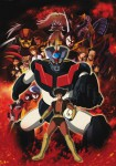 Mazinger z the impact visual 01
