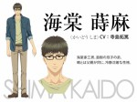 Super lovers anime aki kaido