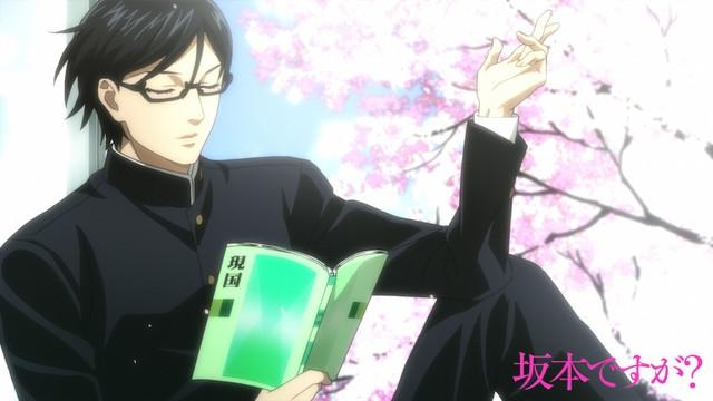 Sakamoto desu ga anime img 1