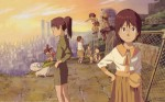 Denno coil anime visual 2