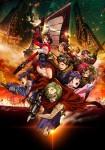 Kabaneri iron fortress anime visual 2