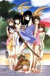Love hina anime visual 3