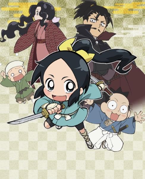 Nobunga no shinobi anime